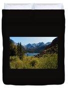 Eastern Sierras 22 Duvet Cover