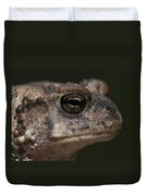 Eastern Toad Detail Duvet Cover