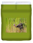 Eastern Wild Turkey - Longbeard Duvet Cover