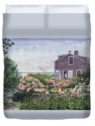 Eastward Look Duvet Cover