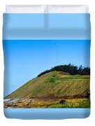 Ebey's Bluff Duvet Cover