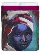 Ebony Women Duvet Cover