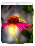 Echinacea Sunrise Duvet Cover