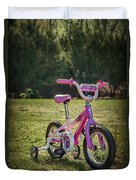 Echoes Of Childhood Duvet Cover