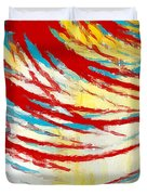 Eclectic Rays  Duvet Cover