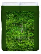 Eden 38 Oil Duvet Cover
