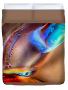 Edge Of The Universe Duvet Cover by Omaste Witkowski