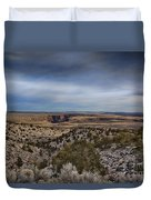 Edges Of The Grand Canyon Duvet Cover