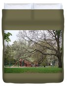 Edgewood Park New Haven Connecticut Duvet Cover