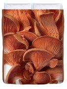 Edible Fungi 2 Duvet Cover