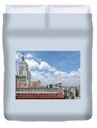 Edificios Altino E Martinelli 2 - Sao Paulo Duvet Cover