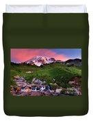 Edith Creek Sunrise Duvet Cover