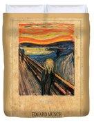 Edvard Munch 1 Duvet Cover