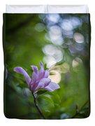 Effervescent Magnolia Duvet Cover