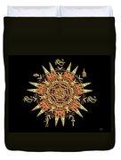 Egyptian - Fractal Duvet Cover