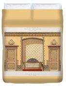 Egyptian Interior , From Interior Duvet Cover