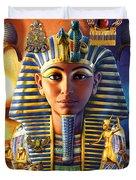 Egyptian Treasures II Duvet Cover
