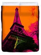 Eiffel 20130115v1 Duvet Cover