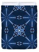 Eiffel Art 18 Duvet Cover