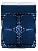 Eiffel Art 27a Duvet Cover