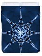 Eiffel Art 9 Duvet Cover