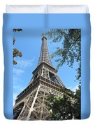 Eiffel Tower - 2 Duvet Cover