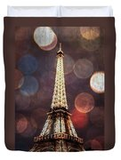 Eiffel Tower-4 Duvet Cover