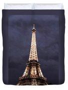 Eiffel Tower-1 Duvet Cover