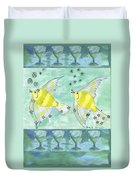 Eight Of Cups Duvet Cover