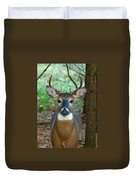 Eight Point Face To Face Duvet Cover