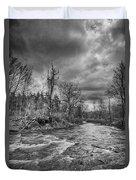 Eighteenmile Creek 1835b Duvet Cover