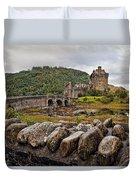 Eilean Donan Castle 1 Duvet Cover