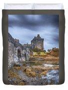 Eilean Donan Castle 3 Duvet Cover