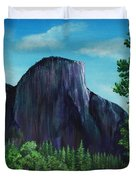 El Capitan Duvet Cover