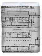 El Escorial: Apartments Duvet Cover