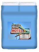El Ray Motel Duvet Cover
