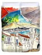 El Rocio 03 Duvet Cover