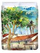 El Rocio 04 Duvet Cover