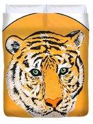 Elainas Tiger Duvet Cover