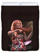 Elana James And The Continental Two Duvet Cover