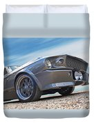 Eleanor's Day Out Duvet Cover