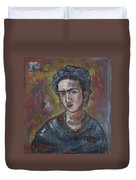Electric Light Frida Duvet Cover
