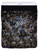Electrified  Reality  Duvet Cover