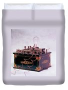 Electroconvulsive Therapy Duvet Cover