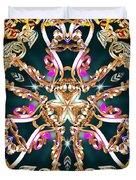Elegant Manifest Duvet Cover