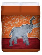 Elephant N Time Out Duvet Cover