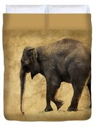 Elephant Walk II Duvet Cover