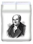 Elias Boudinot (1740-1821) Duvet Cover