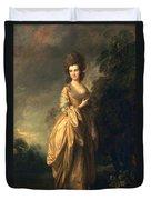 Elizabeth Beaufoy, Later Elizabeth Duvet Cover