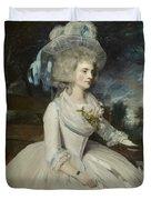 Elizabeth Countess Of Warwick Duvet Cover